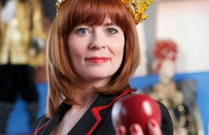 Joanne Malin in Snow White and the Magic Mirror