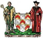 Lichfield City Council's coat of arms