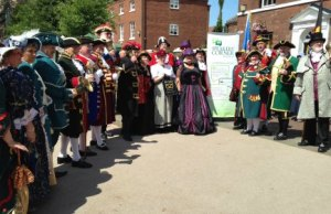 Town criers at Speakers' Corner