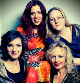 Kathryn Tickell and The Side