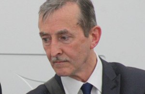 Lichfield District Council leader Mike Wilcox