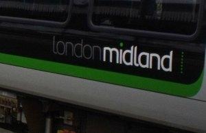 London Midland train. Pic: Elliott Brown