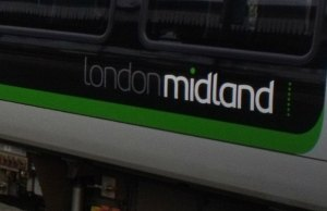 London Midland train. Pic: Elliott Brown