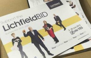 The Lichfield Business Improvement District documentation