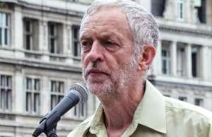 Jeremy Corbyn. Pic: Garry Knight