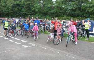 A previous Cycle Rides for All trip to Fradley Junction