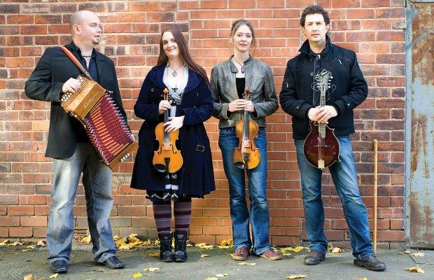 The Melrose Quartet