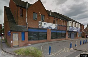 The former What! store in Lichfield. Pic: Google