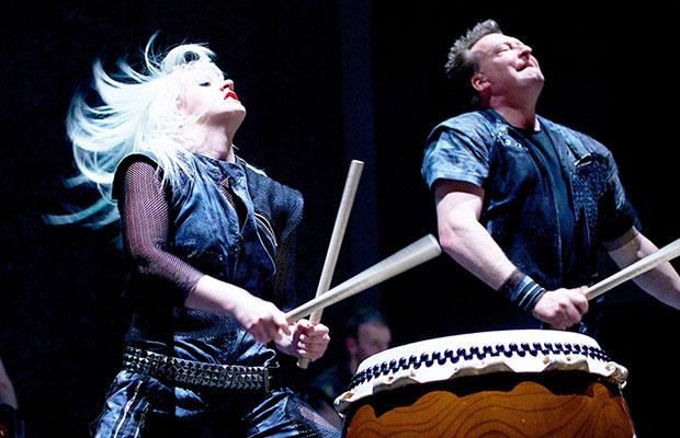 The Mugenkyo Taiko Drummers
