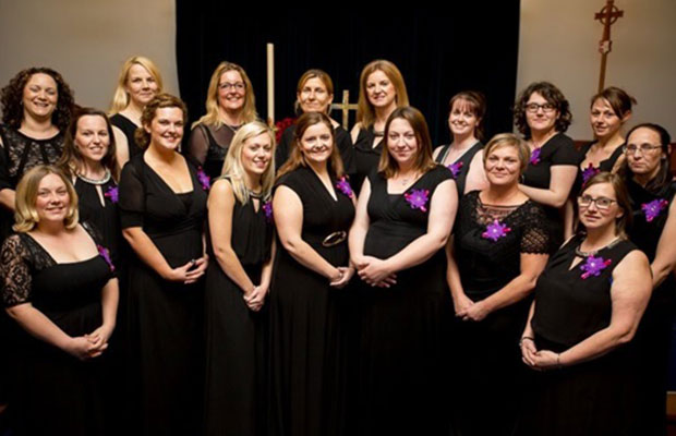 The Stafford Military Wives Choir