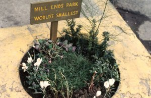 Mill Ends Park