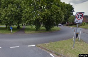 The roundabout linking Stowe Road, Partridge Croft, St Chads Road and Stowe Street. Pic: Google Streetview