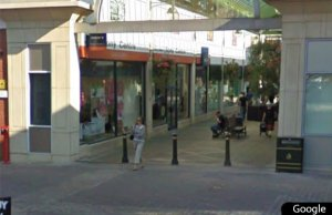 The former Sony store in Lichfield city centre. Pic: Google Streetview