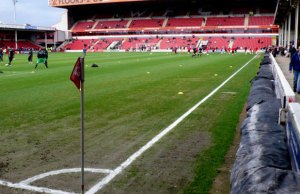 The Banks' Stadium where the Walsall Senior Cup was due to be played