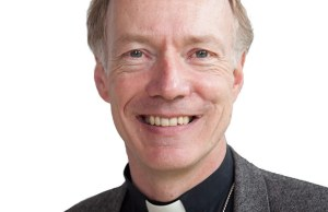 The Rt Revd Clive Gregory