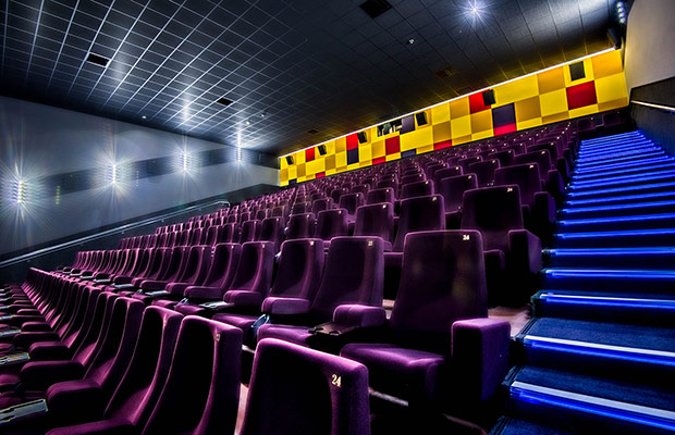 The cinema operated by The Light in Walsall