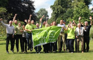Celebrations as Beacon Park wins another Green Flag