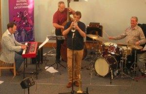 The Steve Waterman Quartet
