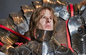 Dominic Smee as Richard III