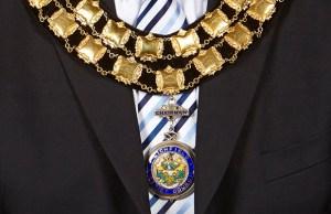 Lichfield District Council's civic chains