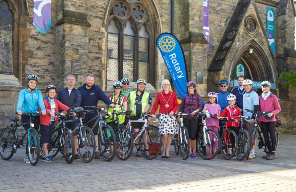 Lichfield-St-Chad-Rotary-Ride-for-Health