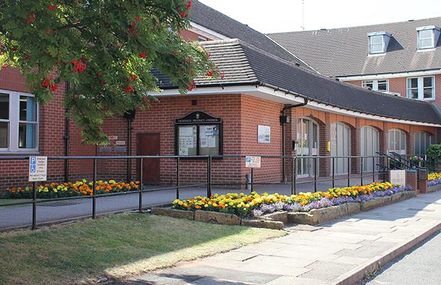 Lichfield District Council House