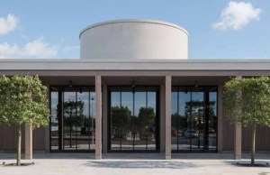The Remembrance Centre at the National Memorial Arboretum