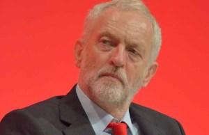 Jeremy Corbyn. Pic: Rwendland
