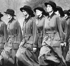 Members of the Women's Army Auxiliary Corps. Pic: Royal British Legion