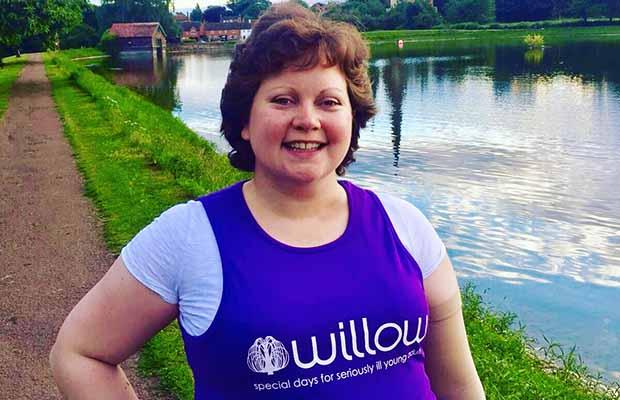 Rachel-Slade-walking-for-Willow