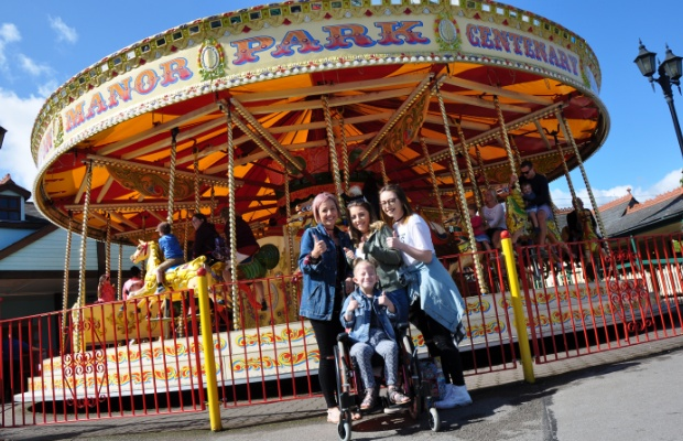 The Star Appeal event at Drayton Manor Park