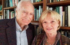 Peter Snow and Ann MacMillan