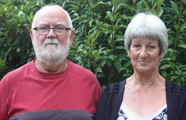 Steve and Lynn Baker