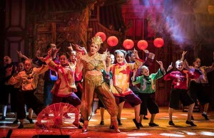 Aladdin at the Lichfield Garrick