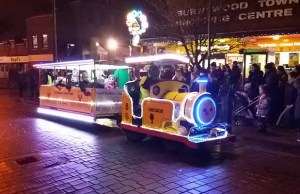 The Christmas Festival in Burntwood