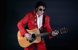 Steve Marks as Elvis