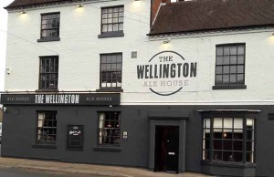 The Wellington Ale House