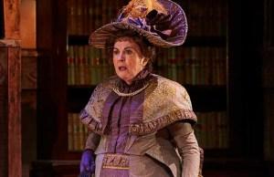 Gwen Taylor as Lady Bracknell