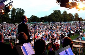 The Lichfield Proms in Beacon Park