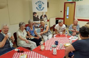 The North Lichfield Wellbeing Cafe