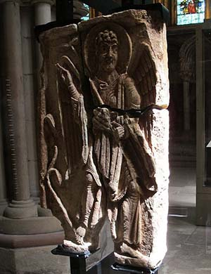 The Lichfield Angel
