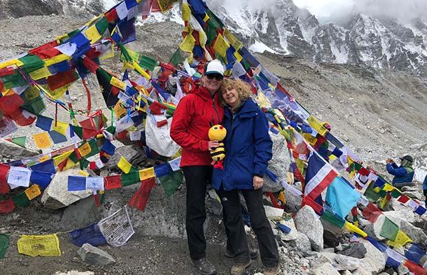 Karen Mackay and Yvonne Smillie