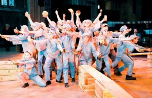 Lichfield Musical Youth Theatre's production of Oliver