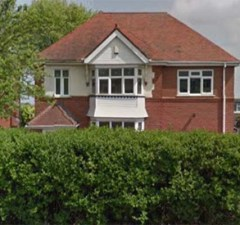 The home which could become a nursery. Pic: Google Streetview