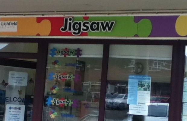 Jigsaw in Lichfield