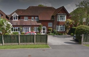 The former Southwinds care home. Pic: Google Streetview