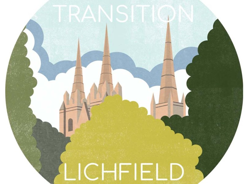 Transition Lichfield logo
