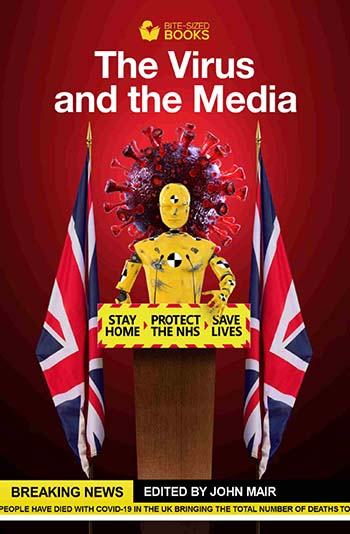 The Virus and the Media book cover