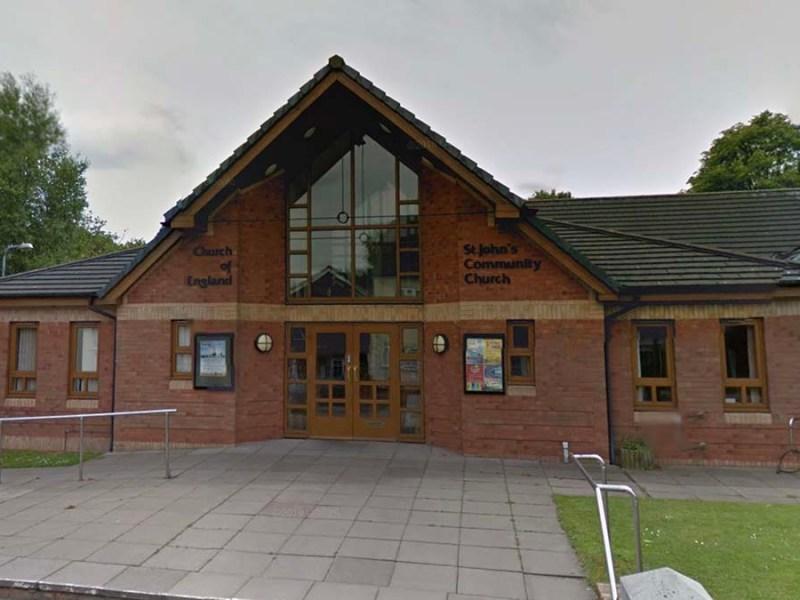 St John's Community Church. Picture: Google Streetview