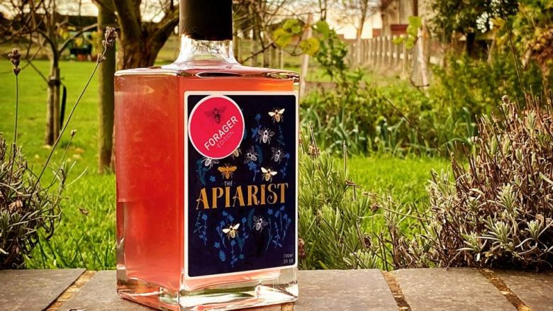 The Forager Edition of The Apiarist gin